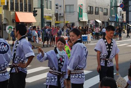 Matsumoto Parade